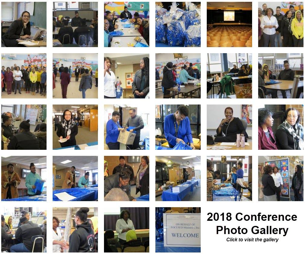 2018 Conference Gallery Album